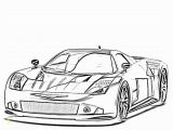 Printable Car Coloring Pages 25 Sports Car Coloring Pages for Children 14 Printable