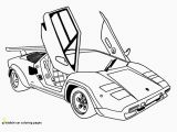 Printable Cars Coloring Pages Coloring Book Pages Car