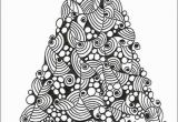Printable Christmas Tree Coloring Pages 10 Inspirational Christmas Tree Coloring