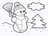 Printable Christmas Tree Coloring Pages Christmas Tree Coloring Pages for Kids Printable