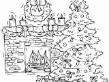 Printable Christmas Tree Coloring Pages Detailed Coloring Pages for Adults