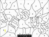Printable Color by Number Coloring Pages Color by Number Jesus Coloring Page for Kids Printable
