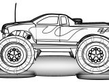 Printable Coloring Pages Cars and Trucks Free Printable Monster Truck Coloring Pages for Kids