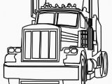 Printable Coloring Pages Cars and Trucks Semi Truck Coloring Page Lovely Semi Truck Coloring Pages