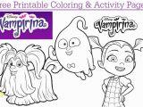 Printable Coloring Pages Disney Jr Disney Junior Vampirina Coloring Pages Dvd Giveaway