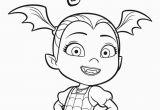 Printable Coloring Pages Disney Junior Coloring Pages Vampirina