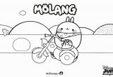 Printable Coloring Pages Disney Junior Molang Colouring Page 2