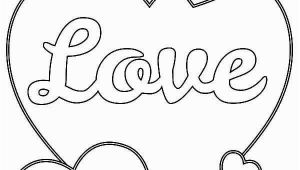 Printable Coloring Pages I Love You I Love You Heart Coloring Pages with Images