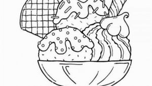 Printable Coloring Pages Ice Cream Printable Ice Cream Coloring Pages Di 2020