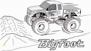 Printable Coloring Pages Monster Truck 20 Free Printable Monster Truck Coloring Pages Everfreecoloring