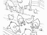 Printable Coloring Pages Of Animals On the Farm Animal Coloring Pages Barn Yard Pigs Coloring Pages