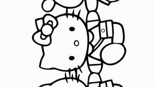 Printable Coloring Pages Of Hello Kitty and Friends Hello Kitty and Friends Coloring Pages Slim Image