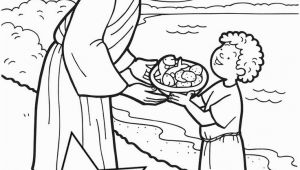Printable Coloring Pages Of Jesus Feeding the 5000 Jesus Feeds the 5000 Mark 630 44 Pinner Has Nice Coloring