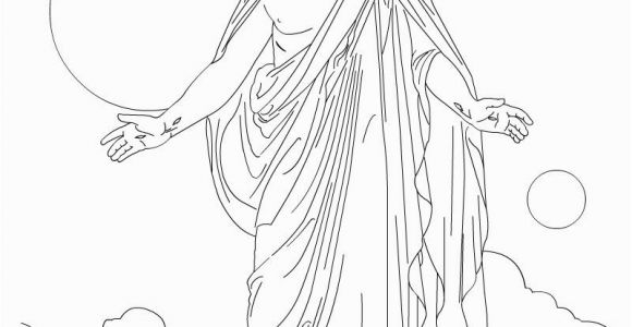Printable Coloring Pages Of Jesus Walking On Water Free Printable Jesus Coloring Pages for Kids