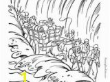 Printable Coloring Pages Of Moses Parting the Red Sea 608 Best Christian Coloring Pages Images On Pinterest In 2018