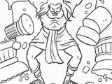 Printable Coloring Pages Of Samson and Delilah Samson and Delilah Coloring Pages Kidsuki