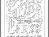 Printable Coloring Pages Religious Items Free Christian Coloring Pages for Adults Roundup