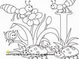 Printable Coloring Pages Spring Coloring Pages for Girls 10 and Up Download Spring Coloring Sheets