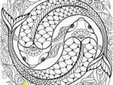 Printable Coloring Pages Yin Yang 1851 Best Coloring Images