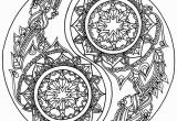 Printable Coloring Pages Yin Yang 63 Best Ying Yang Images