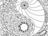 Printable Coloring Pages Yin Yang Идея от поРьзоватеРя Elena Blinder Lvova на доске