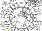 Printable Coloring Pages Zodiac Signs 267 Best Zodiac Coloring Pages for Adults Images