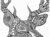 Printable Complex Animal Coloring Pages Printable Coloring Pages for Adults 15 Free Designs