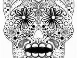 Printable Day Of the Dead Coloring Pages 6 Day Of the Dead Crafts Coloring Pages Diy Skull Masks