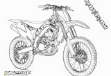 Printable Dirt Bike Coloring Pages Dirt Bike Outline Dirt Bike Coloring Dirtbikes
