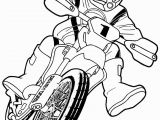 Printable Dirt Bike Coloring Pages Free Transportation Motorcycle Colouring Pages for Kindergarten