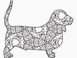 Printable Dog Coloring Pages Printable Picture A Dog Unique Puppy Coloring Page Printable