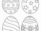 Printable Easter Egg Coloring Pages Pin Auf Craft Ideas