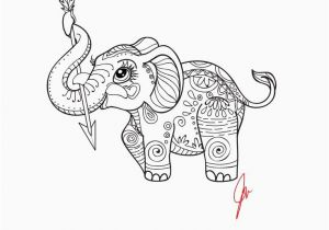 Printable Elephant Coloring Pages Elephant Coloring Pages Fresh Elephant Coloring Pages Inspirational