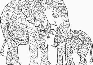 Printable Elephant Coloring Pages Elephants for Kids Printable Elephant Coloring Pages Unique