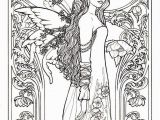 Printable Fairy Princess Coloring Pages Pin by Sandi Custer On Products I Love