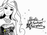 Printable Fairy Tale Coloring Pages Barbie In A Fashion Fairytale Color Pages