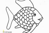 Printable Fish Coloring Pages Fish Coloring Page Kids Printable Rainbow Fish Coloring Page Free