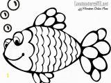 Printable Fish Coloring Pages Printable Bass Fish Coloring Pages Inspirational Printable Od Dog