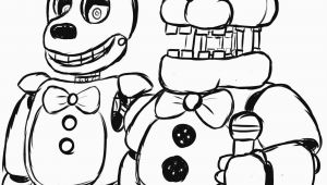 Printable Five Nights at Freddy S Coloring Pages Five Nights at Freddys Drawings