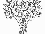 Printable Flower Coloring Pages for Kids Free Printable Flower Coloring Pages for Kids