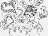 Printable Free Coloring Pages for Adults Easy Adult Coloring Pages Printable Simple Adult Coloring Pages Best