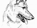 Printable German Shepherd Dog Coloring Pages Baby German Shepherd Coloring Pages › Mrengmengnk