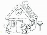 Printable Gingerbread House Coloring Pages Full House Coloring Pages House Coloring Page Country Cottage