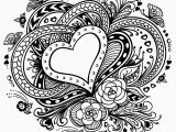 Printable Heart Design Coloring Pages Elegant butterfly Heart Coloring Pages Katesgrove