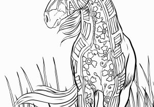 Printable Horse Coloring Pages Horse Coloring Pages Printable ¢Ë†Å¡ Lovely Coloring Pages for Kids