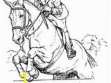 Printable Horse Jumping Coloring Pages 371 Best Horse Lover Coloring Pages Images On Pinterest In 2018