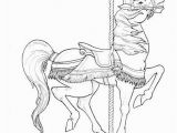 Printable Horse Jumping Coloring Pages Carousel Animals Coloring Book Bobogirl Vah Picasa Albums Web