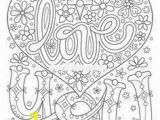 Printable I Love You Coloring Pages I Love You Coloring Page by Thaneeya Mcardle