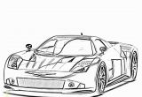Printable Lamborghini Coloring Pages 25 Sports Car Coloring Pages for Children 14 Printable