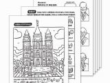Printable Lds Coloring Pages April 2019 General Conference Coloring Pages Pdf Download